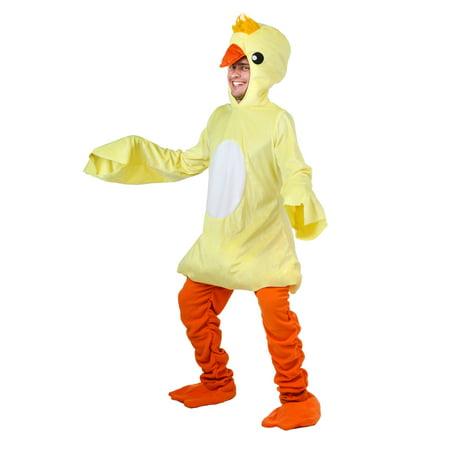 Adult Duck Costume (Child's Duck Costume Pattern)