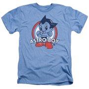 Astro Boy Target Mens Heather Shirt