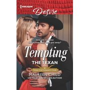 Texas Cattleman's Club: Inheritance, 1: Tempting the Texan (Paperback)