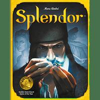 Deals on Asmodee Splendor Strategy Board Game SCSPL01