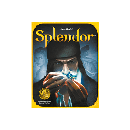 Splendor Strategy Board Game