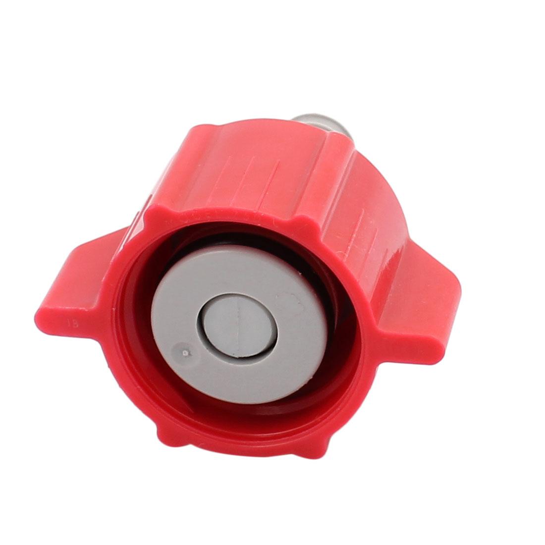"""Connecteur 3/8"""" rouge PT boisson gazeuse Coca Cola Sirop BIB Pack - image 1 de 2"""