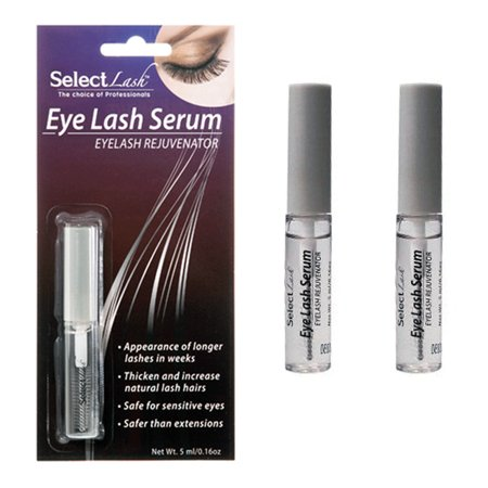 2 X Lash Serum Growth Lengthening Thicker Longer Eyelashes Renew Rapid