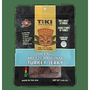 Tiki Hawaiian Gourmet Jerky - Turkey Jerky (Ocean Breeze Original Flavor)
