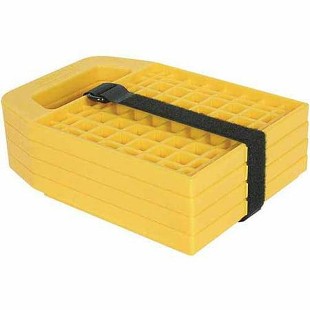 Camco RV Stabilizer Standard Jack Pad, 4-Pack