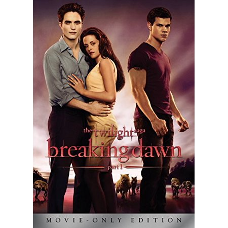 The Twilight Saga: Breaking Dawn - Part 1 (DVD)
