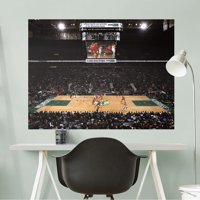 Fathead Milwaukee Bucks: Arena Mural - Giant Officially Licensed NBA Removable Wall Graphic