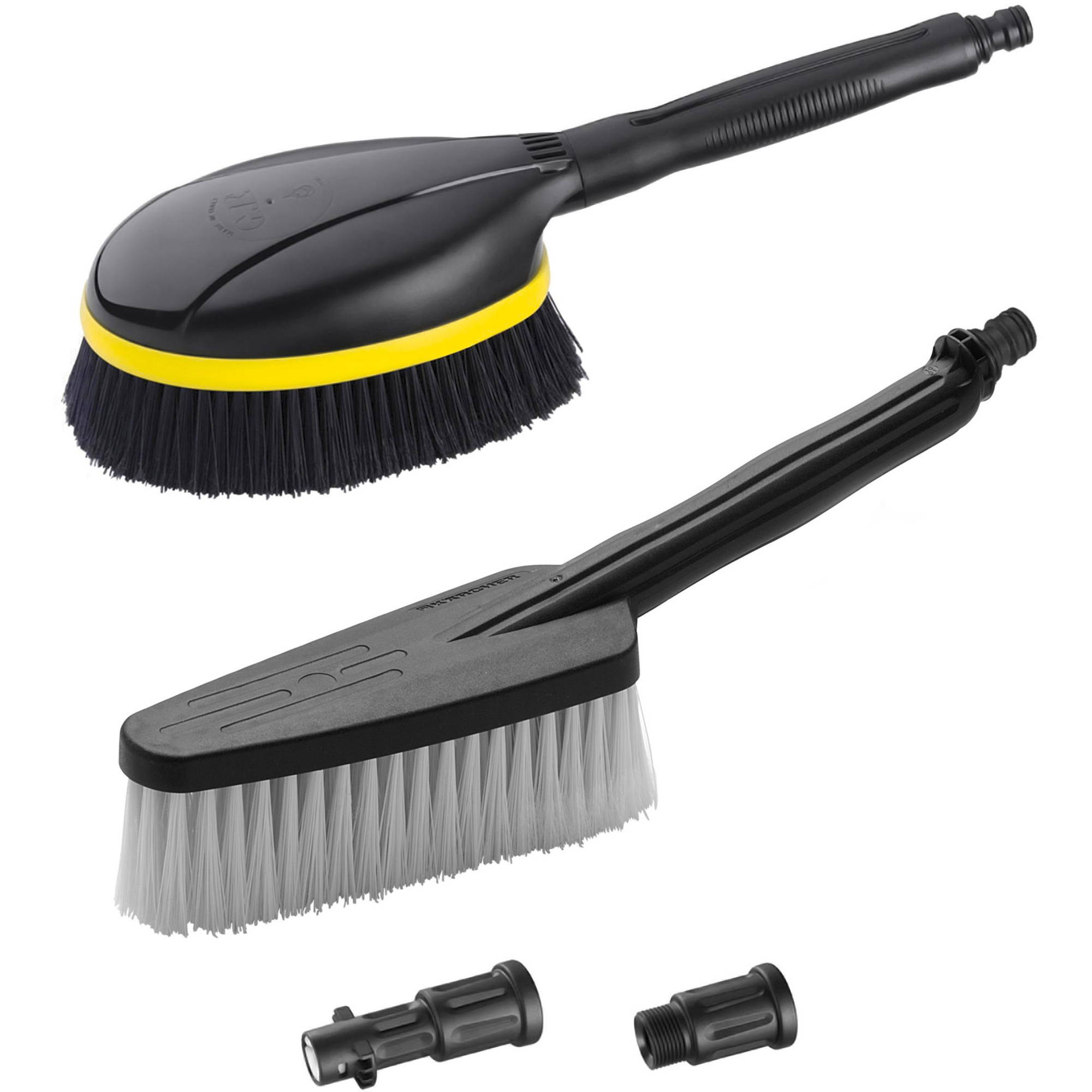 Karcher Universal Wash Brush Kit for Electric and Gas Pressure Washers