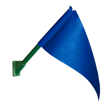 Gorilla Playsets Flag Kit Swing Set Accessory - Blue