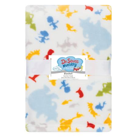 Swiss Blanket (Dr. Seuss Friends Plush Baby Blanket )