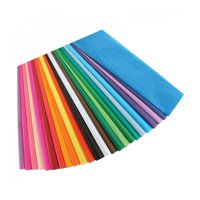 Charmed Colorful Gift Wrap Tissue Paper Wedding Birthday Baby Shower- 20 Sheets; 20x26; SILVER