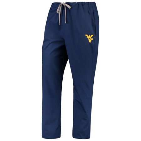West Virginia Mountaineers Drawstring Cargo Pants - Navy