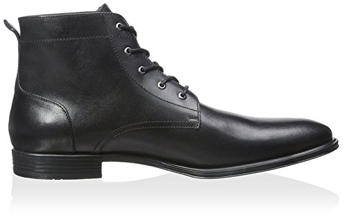 Franklin & Freeman Men's Scott Lace-Up Boot, Black, 8 M