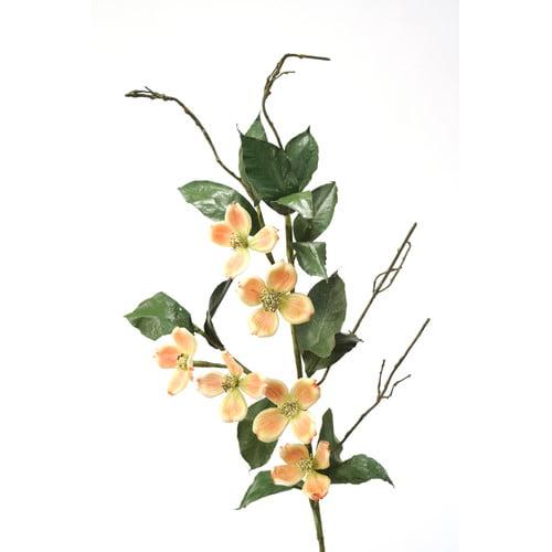 Distinctive Designs DIY Flower Medium Dogwood Spray (Set of 6)