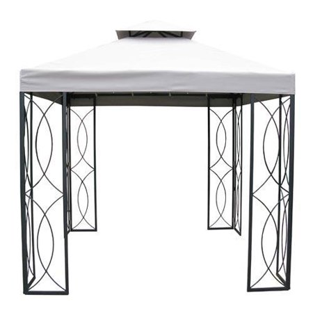 Garden Winds Replacement Canopy Top For The Lowe 39 S Treasures Gazebo Riplock 350