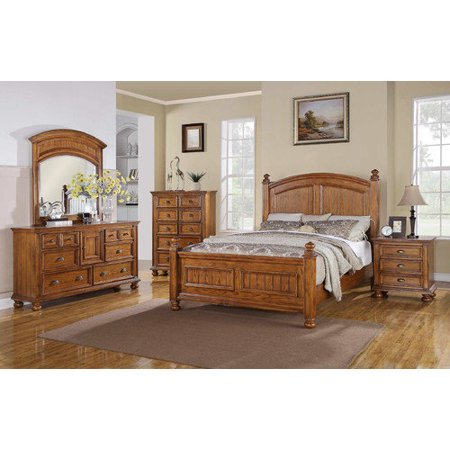 Winners Only Inc Newport Panel Customizable Bedroom Set