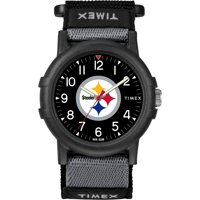 Timex - NFL Tribute Collection Recruite Youth Watch, Pittsburgh Steelers