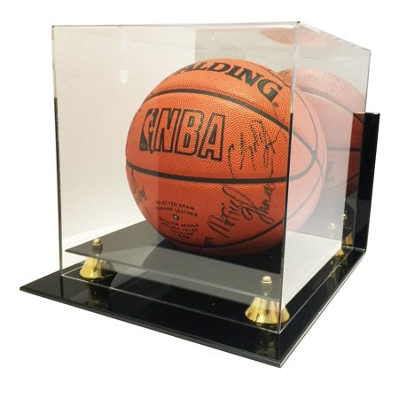 - Max Protection Wall Mount Basketball Display Case