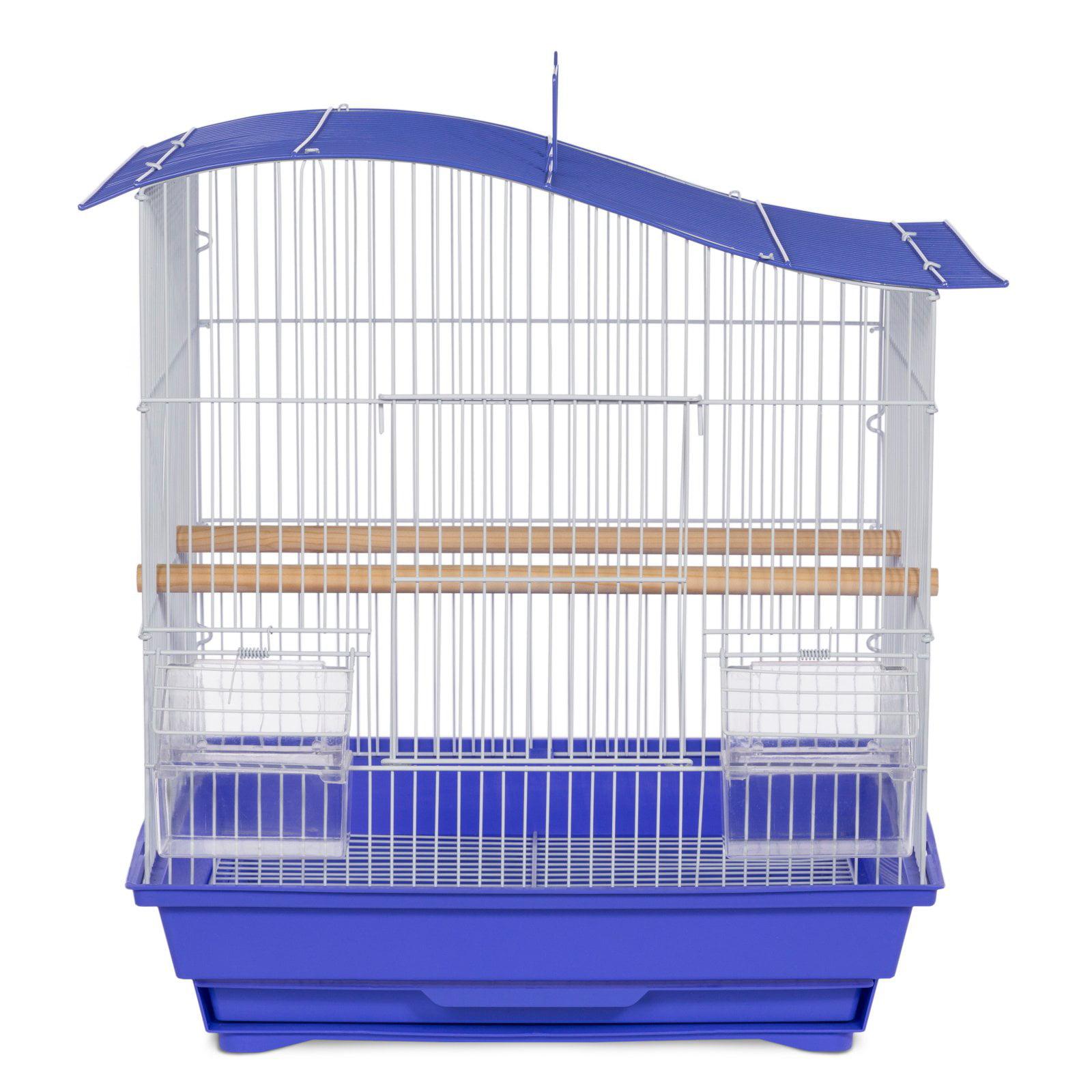 Prevue Pet Products Soho Wave Top Cockatiel Cage