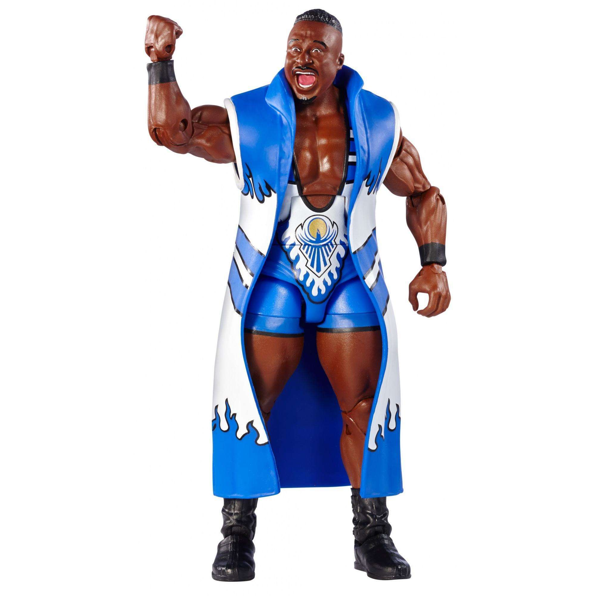 WWE Elite Big E Action Figure