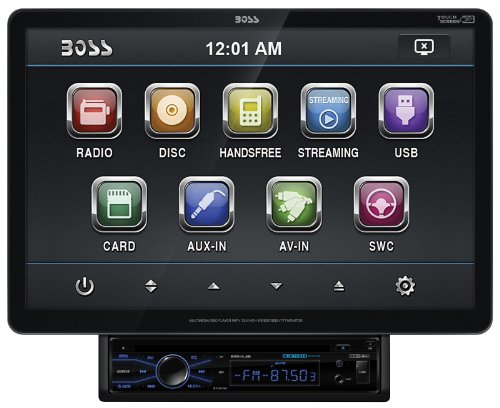 "Boss Audio Boss Bvs13.3b Car Dvd Player - 13.3"" Touchscre..."