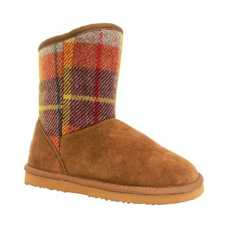 Women's Lamo Wembley Boot (Chocolate Brown Boots)