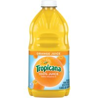 Tropicana 100% Orange Juice, 64 fl oz