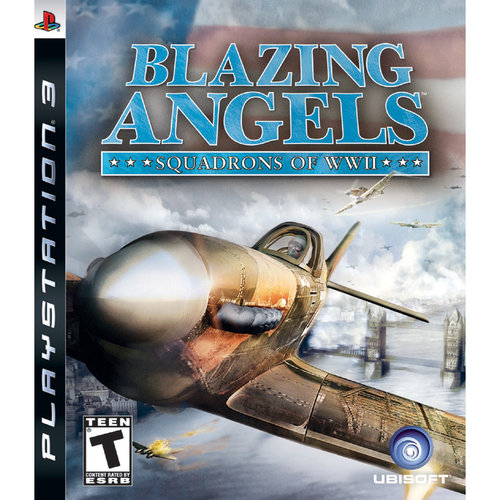 Blazing Angels (PS3) - Pre-Owned