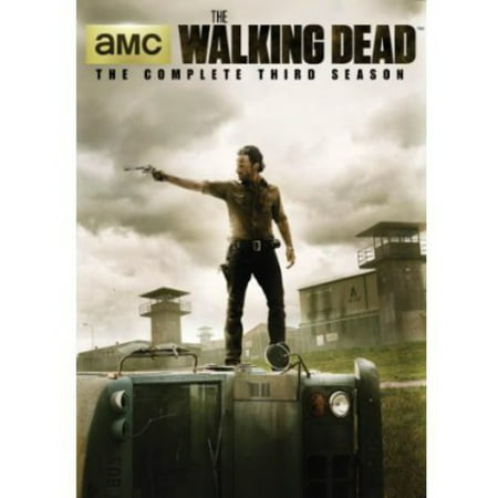 The Walking Dead: The Complete Third Season (DVD) (Walking Dead Makeup)
