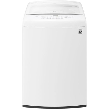 WT1501CW 27 Energy Star Top Load Washer with 4.5 cu. ft. Capacity  Front Control Design  6Motion Technology and Smart Diagnosis in Whiteu0022
