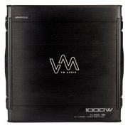 New VM Audio SRA1000.2 1000W 2 Channel Car Amplifier Power Amp MOSFET Stereo