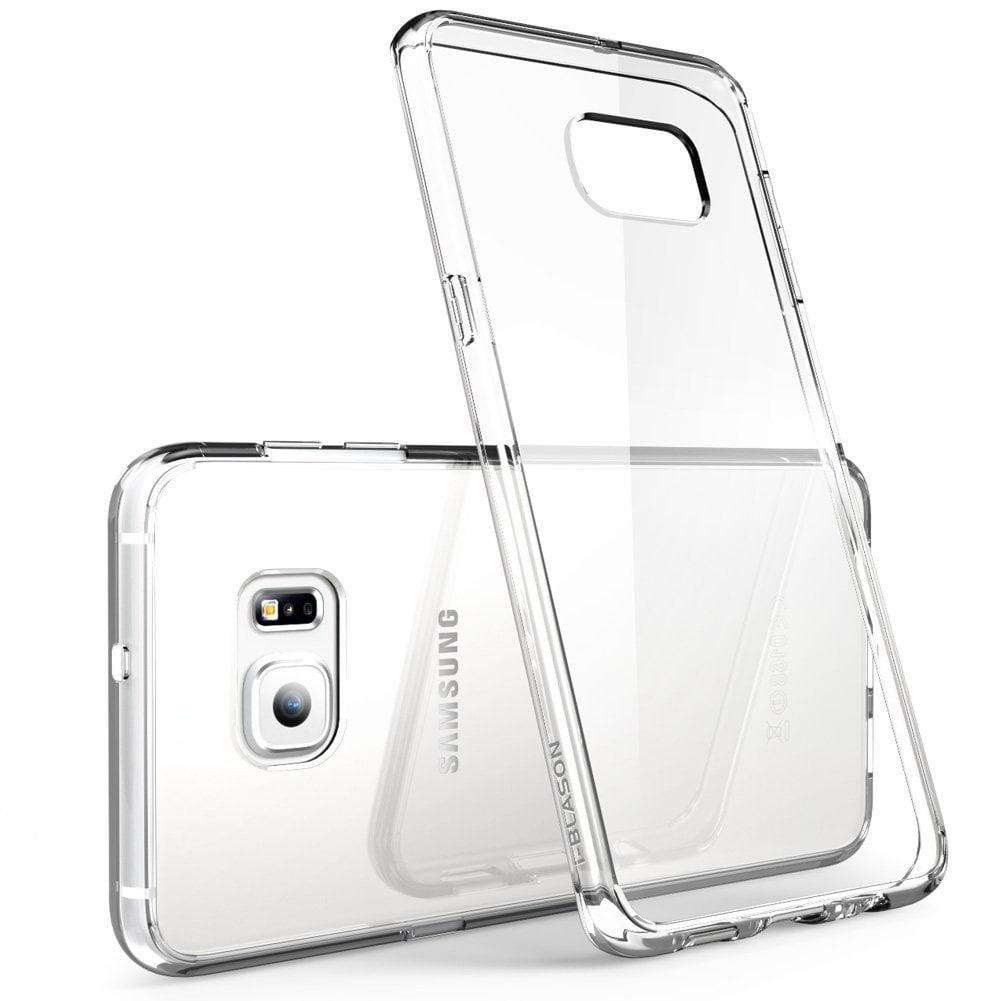 pretty nice 8d0c6 73b47 i-Blason Galaxy S6 Edge Plus Halo Series Clear Case - Clear