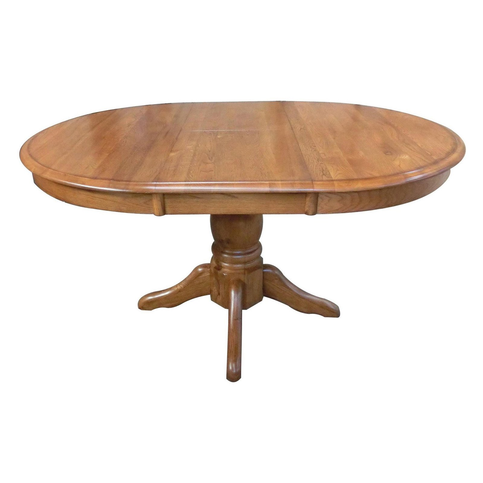 Chelsea Home Lacewood Pedestal Dining Table by Chelsea Home Furniture LLC.