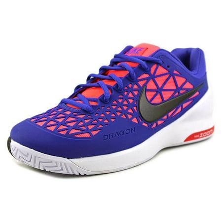 6f0685f69b5f97 Nike - Nike Zoom Cage 2 Men US 7.5 Blue Tennis Shoe - Walmart.com