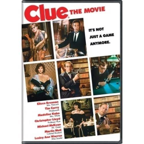 Clue (DVD) by Paramount