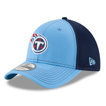 "Tennessee Titans New Era NFL 39THIRTY ""Team Front Neo"" Flex Fit Hat by"
