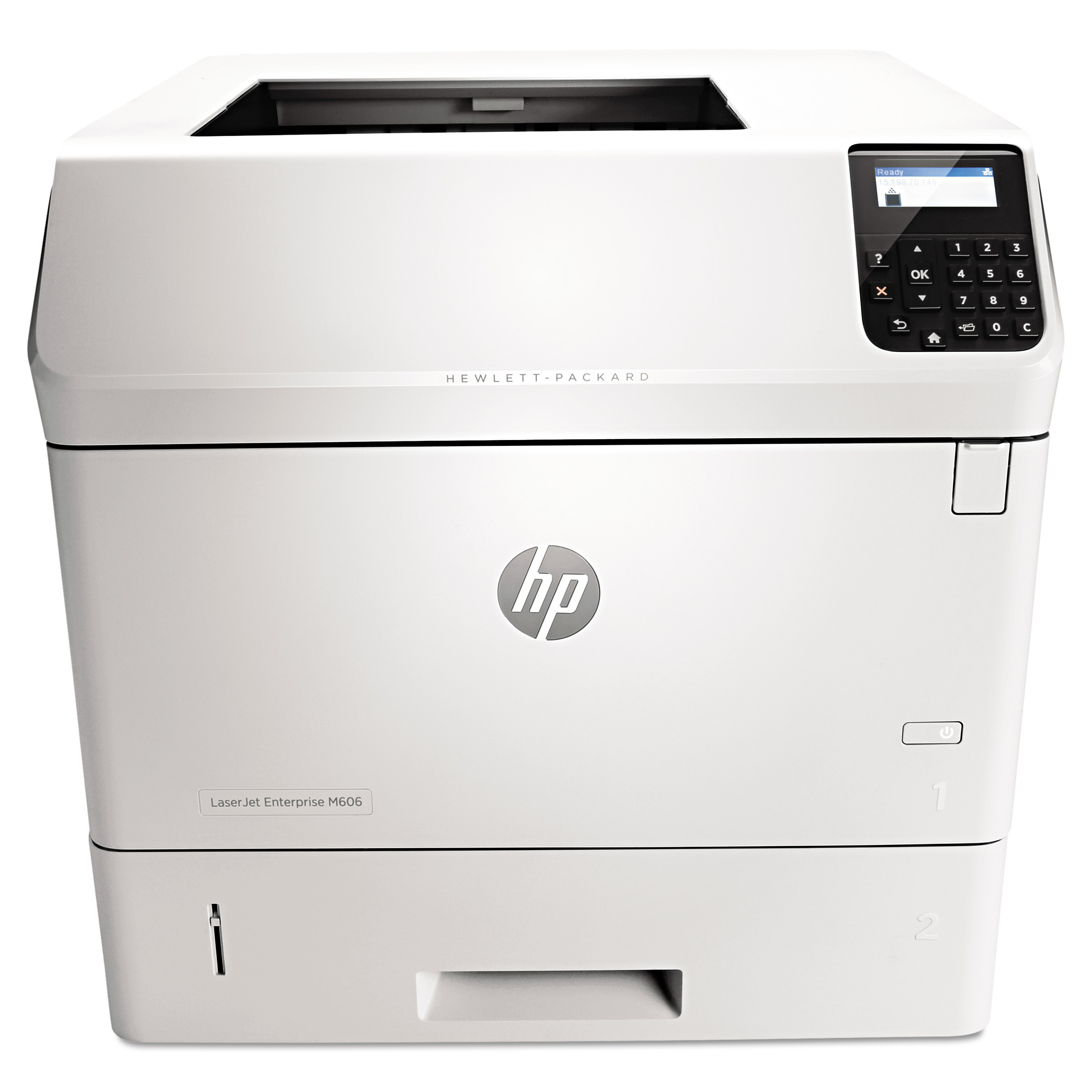 HP LaserJet Enterprise M606DN Laser Printer by HP