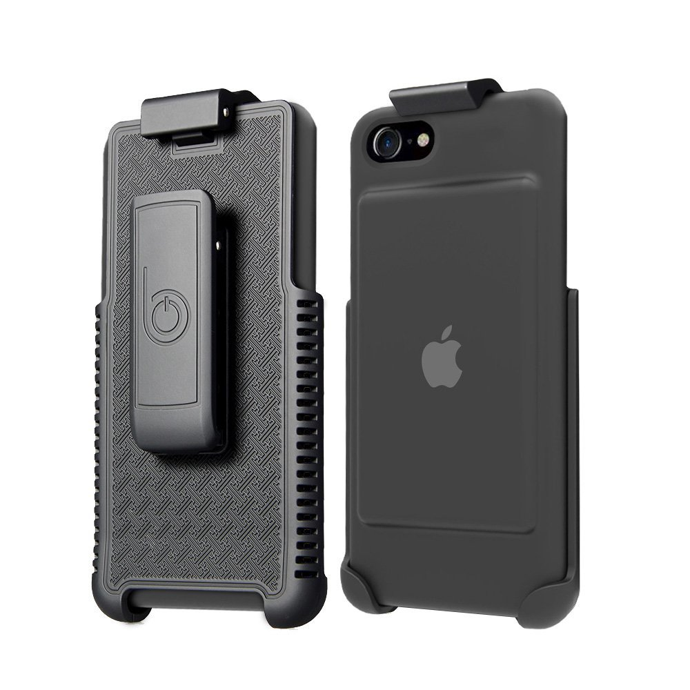 "BELTRON Belt Clip Holster for the Apple iPhone 7 (4.7"") Smart Battery Case"