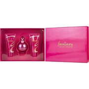 Britney Spears 3941419 Fantasy Britney Spears By Britney Spears Eau De Parfum Spray 3.3 Oz & Body Souffle 3.3 Oz & Shower Gel 3.3 Oz