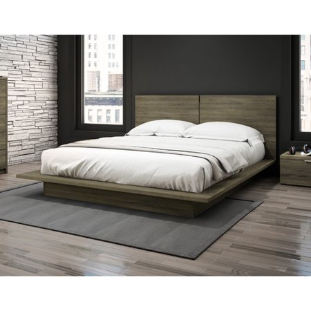 Stellar Home Furniture Modena Queen Platform Bed