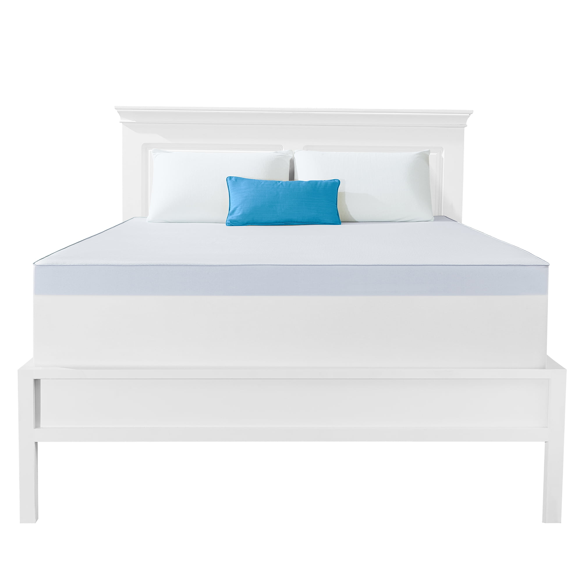 Dream Serenity 3 Inch Gel Memory Foam Topper With Cooling