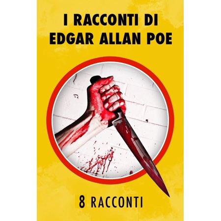 I racconti di Edgar Allan Poe - eBook - Racconti Di Halloween
