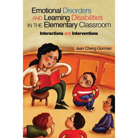 Emotional Disorders and Learning Disabilities in the Elementary Classroom : Interactions and Interventions](Elementary Classroom Halloween Games)