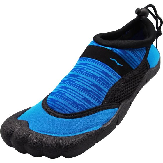 c632e12d83ac NORTY - Mens Water Shoes Aqua Socks Surf Yoga Exercise Pool Beach Dance  Swim Slip On NEW