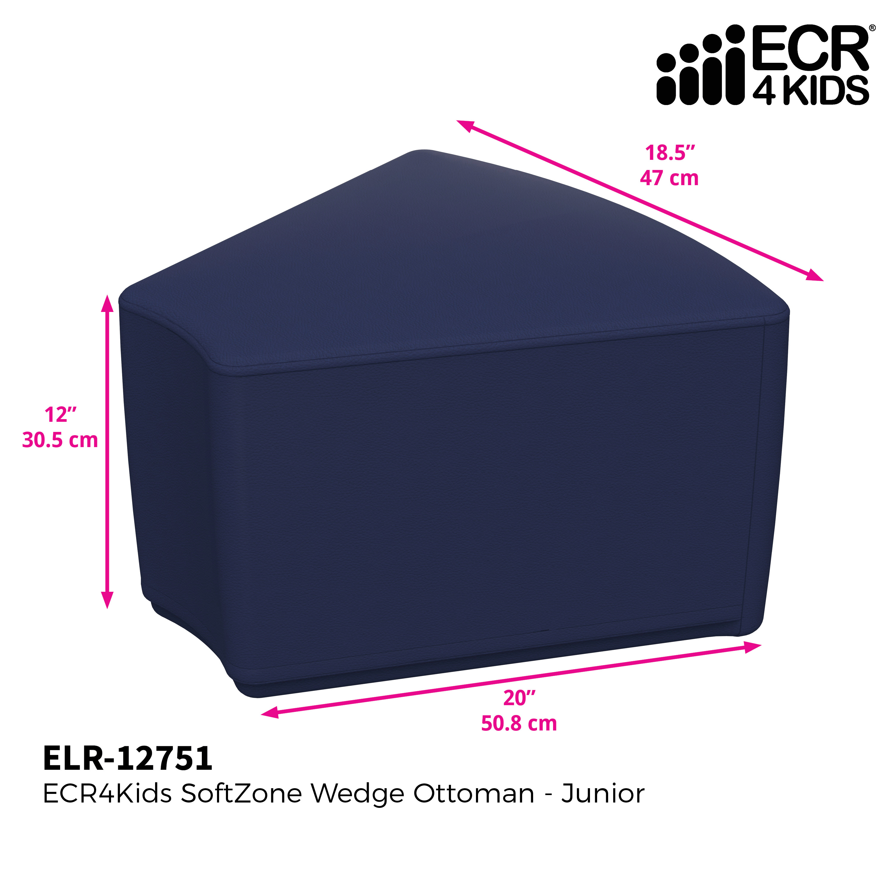 Prime Softzone Wedge Ottoman Junior Purple Andrewgaddart Wooden Chair Designs For Living Room Andrewgaddartcom