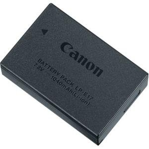 Lion Ion Battery Pack (Canon Battery Pack LP-E17 - 1040 mAh - Lithium Ion (Li-Ion) - 7.2 V DC )