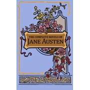 Leather-Bound Classics: The Complete Novels of Jane Austen (Hardcover)