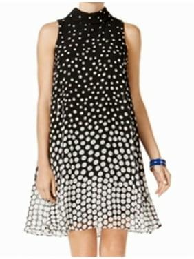 35495c1bb69c5 Product Image Jessica Howard NEW Black White Womens Size 12P Petite Shift  Dress
