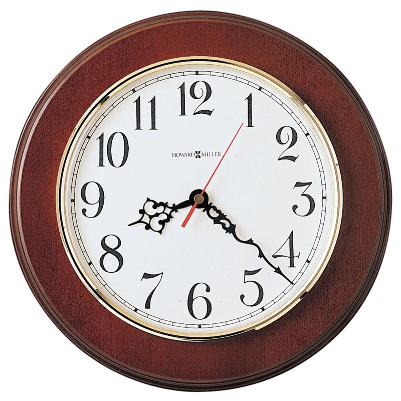Howard Miller Brentwood 11.5 in. Wall Clock