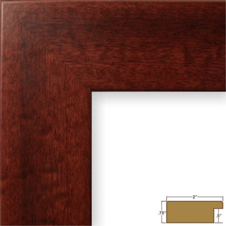 Craig Frames 74039 12 By 16 Inch Picture Frame Smooth Wood Grain